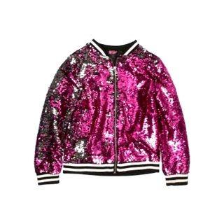 JoJo's Closet Sequins Jacket